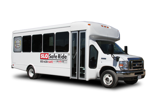 midsize bus for school field trips