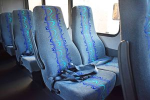 Charter Bus Seats