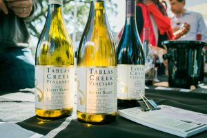 wine tours at paso robles wineries - tablas creek