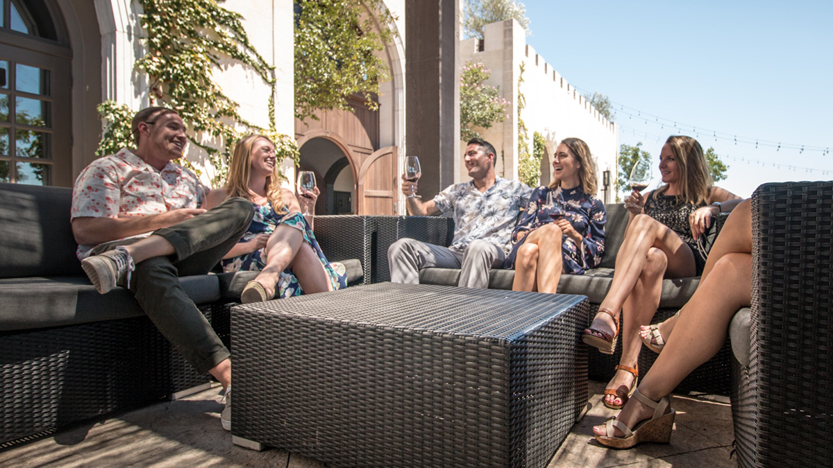 group wine tasting tour in paso robles