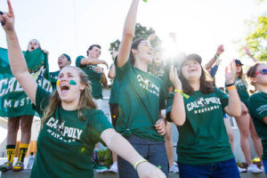 group charters for cal poly