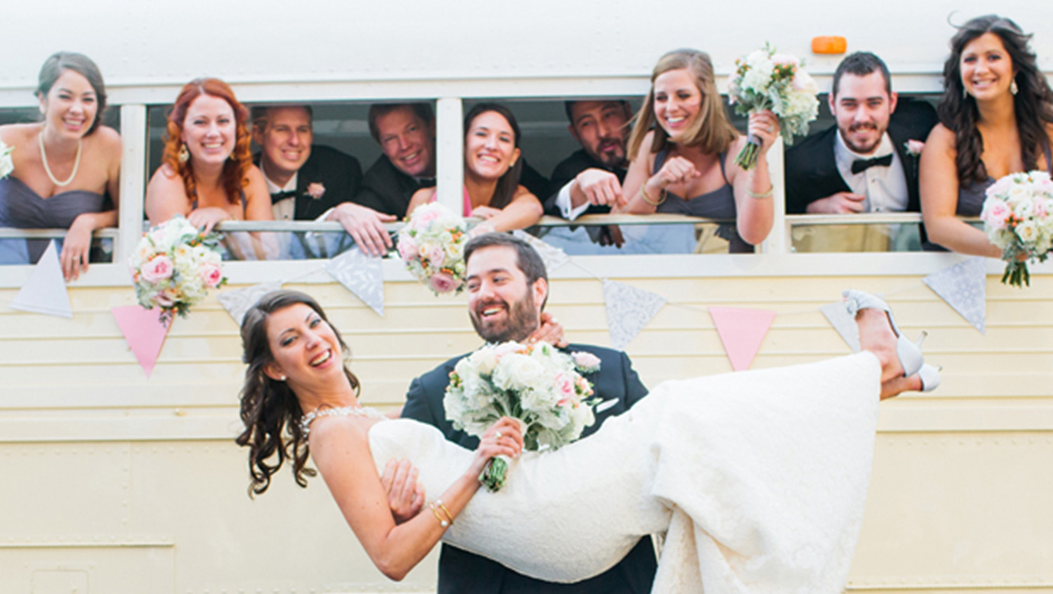 wedding shuttles for guests