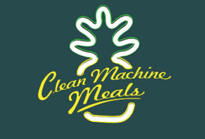 clean machine meals logo